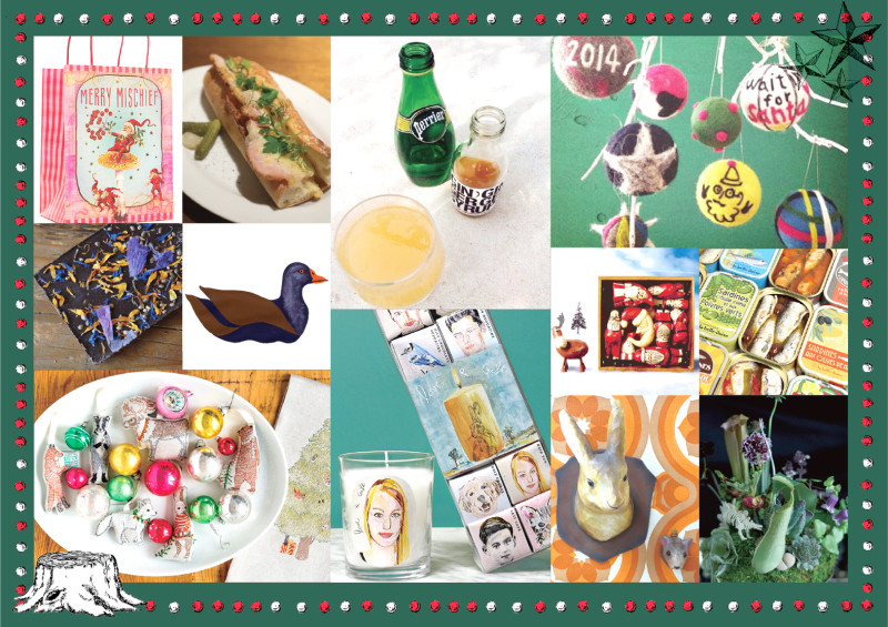 OMOTESANDO HILLS CHRISTMAS MARKET with Perrier-2014