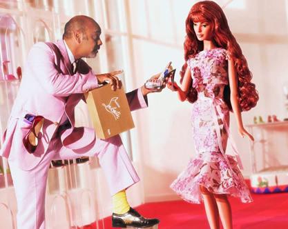 映画「私が靴を愛するワケ」ノベルティクッキー