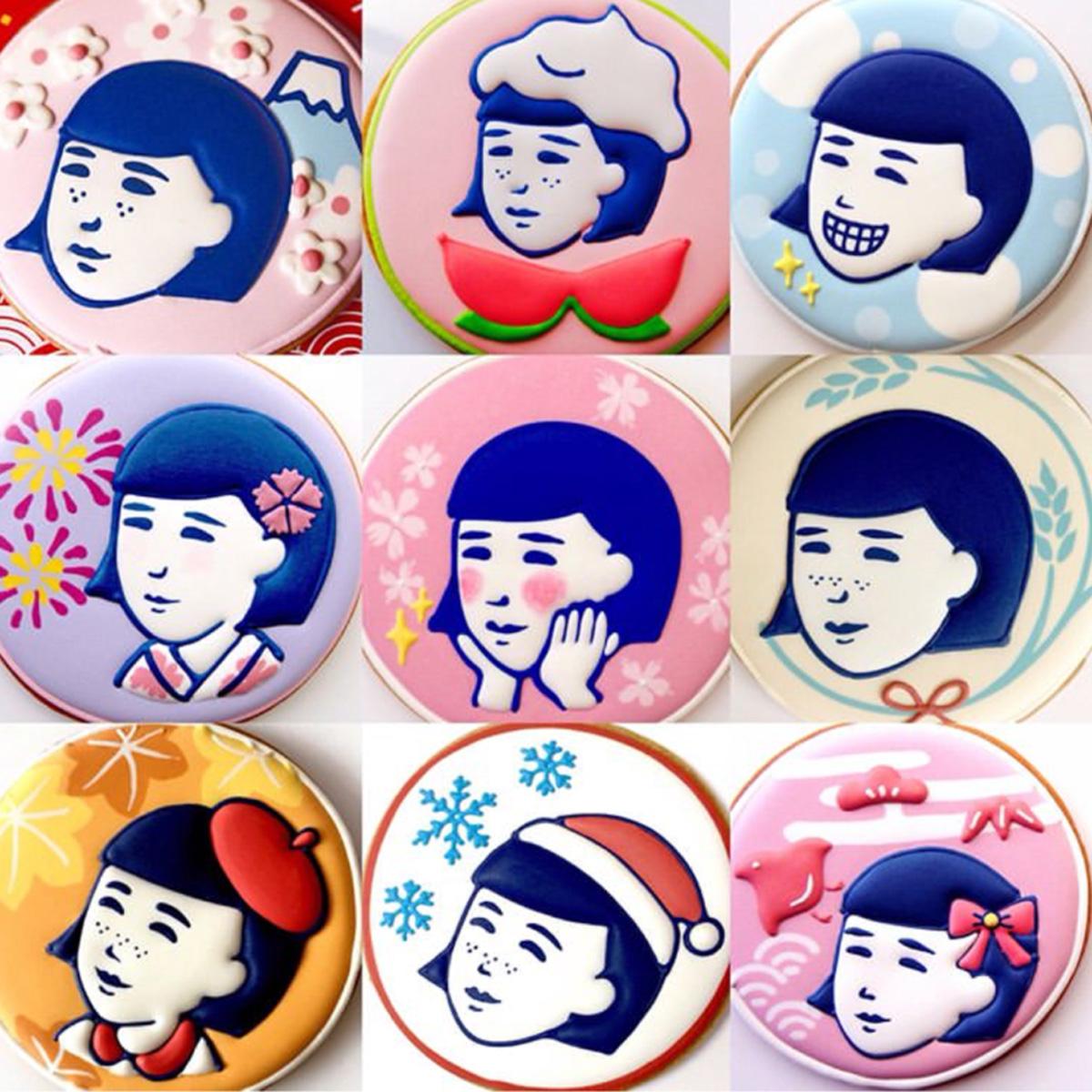 石澤研究所「毛穴撫子」10周年キャンペーン企画クッキー