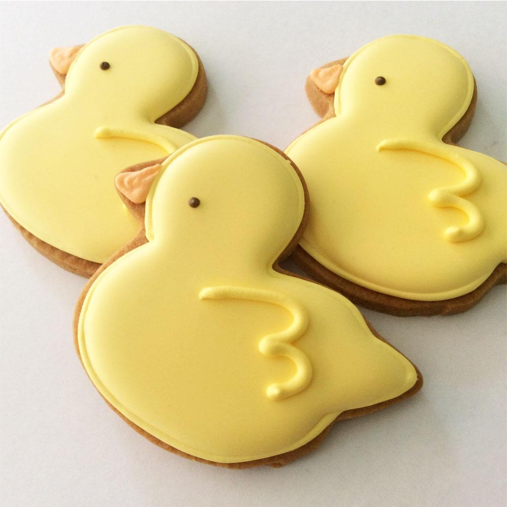 【Gallery】ほんわかぴよこクッキー