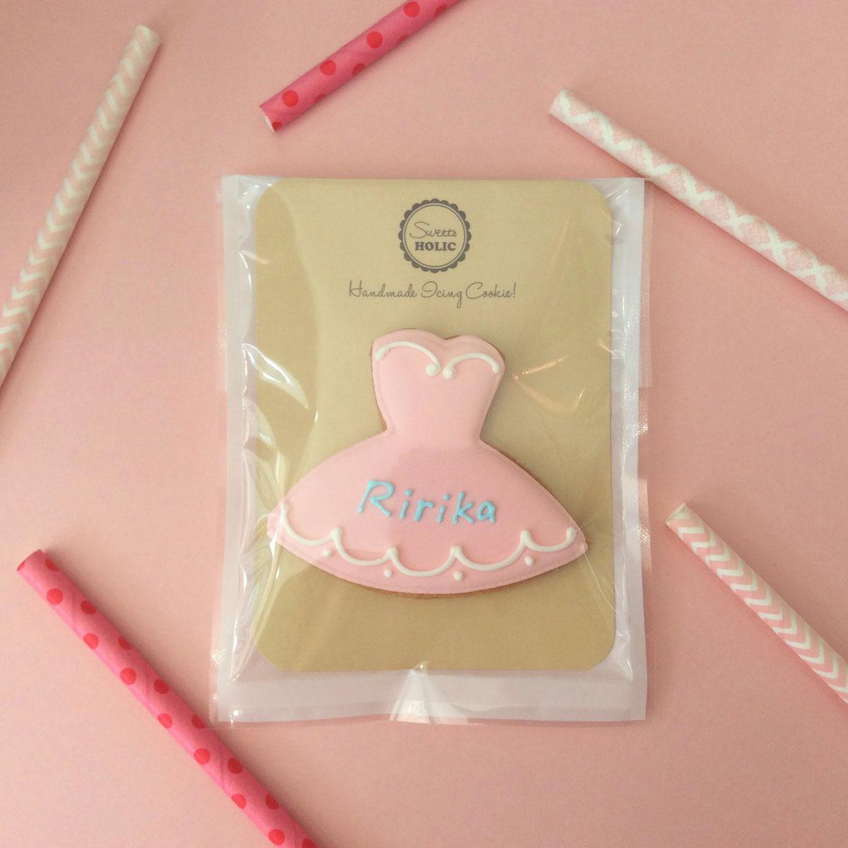 オンライン商品)バレリーナチュチュ★クッキー