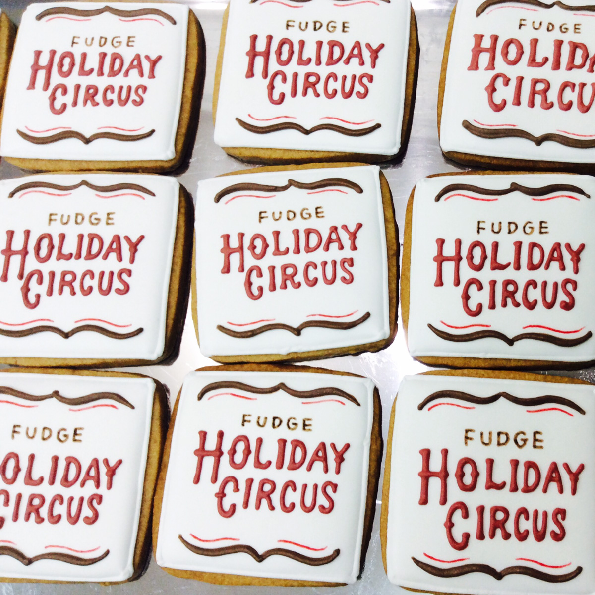 FUDGE「HOLIDAY CIRCUS」2017