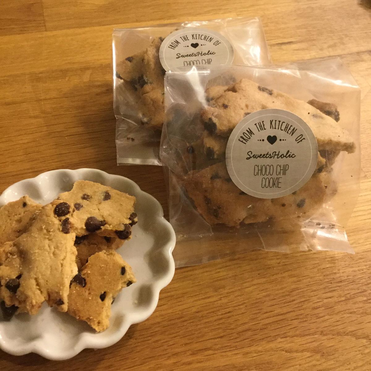 「BAKES」チョコチップクッキー