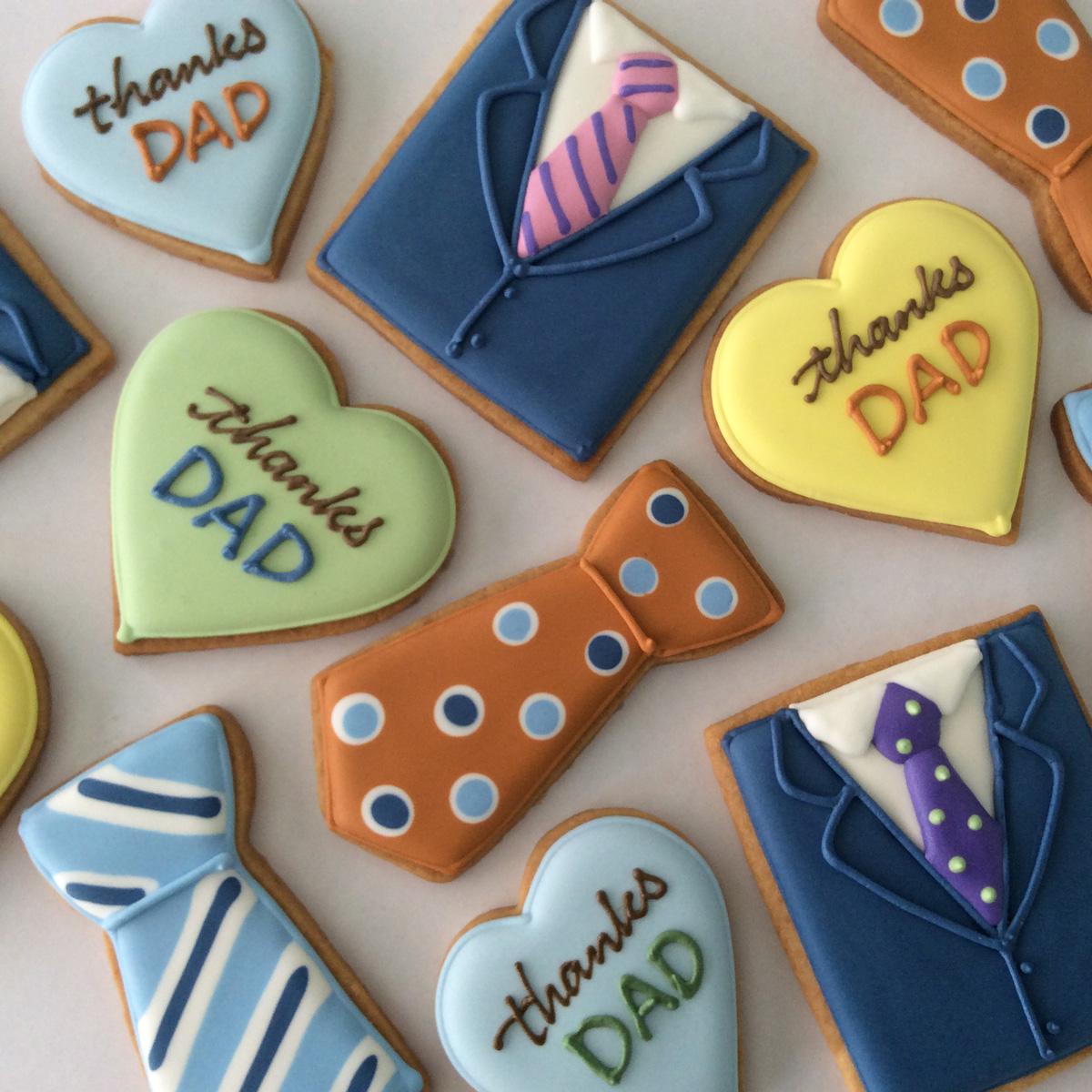 父の日 ギフトクッキー